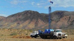 HEATHGATE RESOURCESProspecting in Australia has unearthed a sizeable new find -- Four Mile, by in situ uranium miner Heathgate Resources.