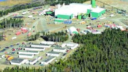 AUR RESOURCESTwo of the mines Teck had its eye on: Aur Resources' 90% interest in the Andacollo open-pit copper mine in central Chile, which has an solvent extraction-electrowinning processing plant; and the Duck Pond underground copper-zinc mine (here) in central Newfoundland.