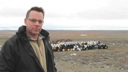 More than 30 mining companies have joined funds and forces with the Quebec government and the Inuit community to clean up hundreds of abandoned mineral exploration sites. Canadian Royalties chairman Glenn Mullan (pictured) says the scrap metal value of barrels, scattered in the area from years of exploration, should pay for the transportation to recycling stations.