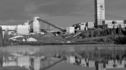 The mill at the Williams gold project, part of Barrick Gold and Teck's Hemlo joint venture, situated 50 km east of Marathon, Ont. Teck is selling its interest in Hemlo to Barrick for US$65 million.