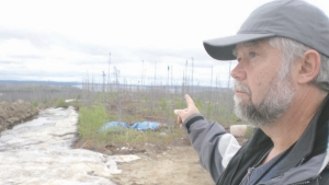 Nemaska Exploration's Whabouchi project in Quebec shows potentional, with above average grades of lithium.