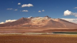 Andina Minerals' Volcan gold deposit in the Maricunga gold belt of Chile's Atacama region. Credit: Andina Minerals
