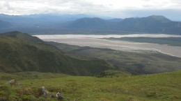 Tarsis Resources' White River gold project in the western Yukon. Kinross Gold holds a 9.9% stake in Tarsis. Photo by Tarsis Resources