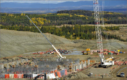 Eight new mines to open in BC by 2015, but which ones are they