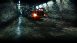 Underground in Lundin Mining's Neves-Corvo pollymetallic mine in Portugal. Photo by Lundin Mining