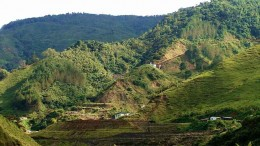 Atico Mining's El Roble gold mine site in Colombia's Choco Department. Source: Atico Mining