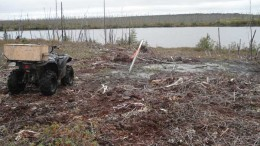 Century Iron Mines and Augyva Mining Resources' Duncan Lake iron ore project in Quebec's James Bay region. Source: Augyva Mining Resources