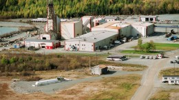 Facilities at the Sleeping Giant gold mine in Quebec, acquired by Maudore Minerals from North American Palladium. Source: North American Palladium