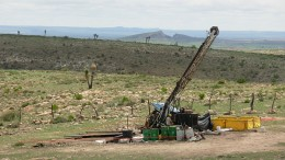 A drill site at MAG Silver's flagship Juanicipio silver property in Zacatecas state, Mexico. Source: MAG Silver