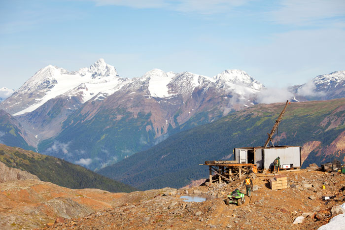 The Brucejack project, located in the Valley of the Kings in northern British Columbia. Source: Pretium Resources
