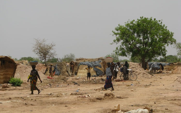 Artisanal miners at TrueGold Mining's Karma gold project in Burkina Faso. Photo by The Northern Miner.