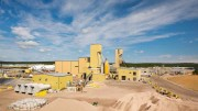 Facilities and equipment at Cameco's 50% owned Cigar Lake uranium project in northern Saskatchewan. Mining at Cigar Lake is expected to begin this quarter. Credit: Cameco