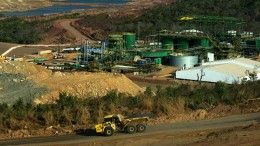 Paladin Energy has suspended production at its Kayelekera uranium mine in Malawi (above). It had been operating at a loss due to low uranium prices. Credit: Paladin Energy