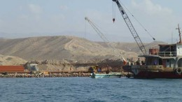 Allana Potash plans to send potash from the Danakhil project in Eritrea to a terminal at the port under construction at Tadjourah, Djibouti. Credit: Allana Potash