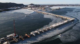 Alderon Iron Ore has secured access to the Pointe-Noire deepwater port in Sept-les, Quebec. Credit: Alderon Iron Ore