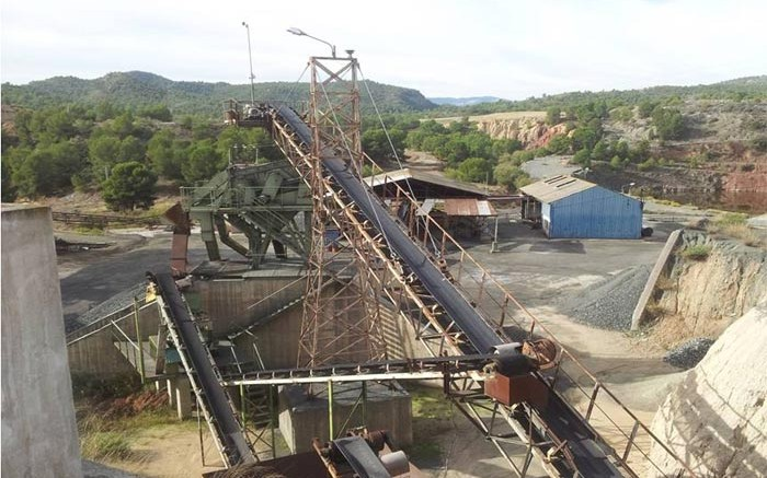 Solid Resources' Cehegin iron ore project in southeastern  Spain. Credit: Solid Resources