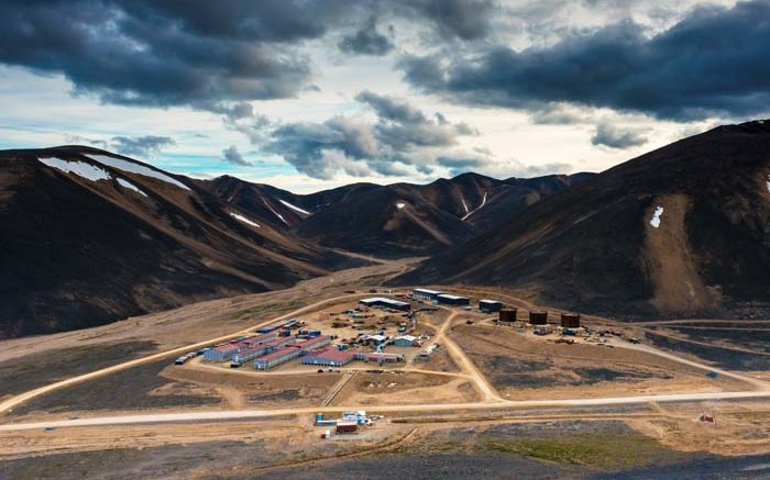 Kinross Gold's Dvoinoye gold mine in Russia (above) began commercial production in October 2013. Credit: Kinross Gold