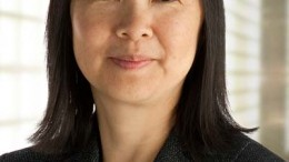 Alice Wong, Cameco's chief corporate officer.