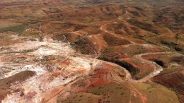 Novo Resources' Beatons Creek gold project in western Australia.  Credit: Novo Resources