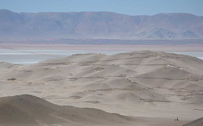 Lumina Copper's Taca Taca copper project in Argentina's Salta province, photographed in 2011. Photo by Trish Saywell.