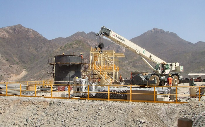 Coeur Mining's Palmarejo silver-gold operation, located in Chihuahua, Mexico. Credit: Coeur Mining.