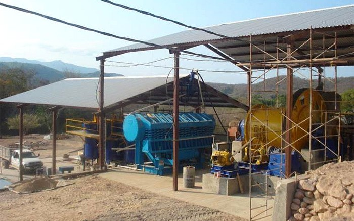 Operating facilities at  Gainey Capital's El Colomo project in Mexico. Credit: Gainey Capital