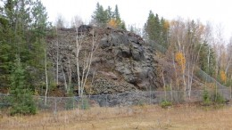 Sudbury Platinum's Aer-Kidd nickel-copper-PGM project, 20 km southwest of Sudbury. Credit: Transition Metals