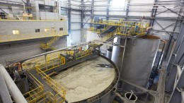 Processing facilities at Copper Mountain Mining's namesake copper mine in B.C. Credit: Copper Mountain Mining