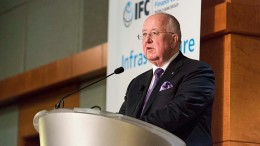 Sam Walsh, CEO of Rio Tinto. The major recently boosted its dividend by 12%.
