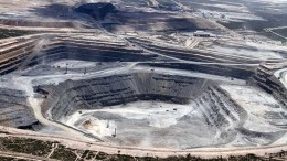 Goldcorp's Penasquito gold-silver mine in Zacatecas, Mexico. Silver Wheaton has an agreement to buy 25% of the mine's silver.  Source: Goldcorp