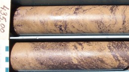 Drill core from Reservoir Minerals' Timok copper-gold project in Serbia. Source: Reservoir Minerals