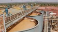Processing facilities at Nordgold's Bissa gold mine in Burkina Faso.  Credit: Nordgold