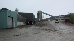 Trevali Mining's Caribou zinc-lead-silver mine in New Brunswick, which is approaching commercial production. Photo by Salma Tarikh.