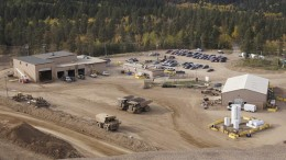 Coeur Mining bought the Wharf gold mine (shown) in South Dakota from Goldcorp in early 2015 for US$105 million. Credit: Coeur Mining