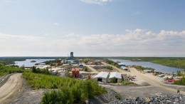 Claude Resources' flagship  Seabee gold operation, located in northeastern Saskatchewan. Credit: Claude Resources