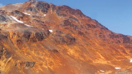 IDM Mining's Red Mountain gold project in northwestern British Columbia.