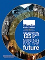 Hecla Mining Company 125th Anniversary issue