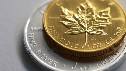 Canada Silver Versus Gold Maple Leaf Bullion Coin Comparison Credit: www.blurred.ca