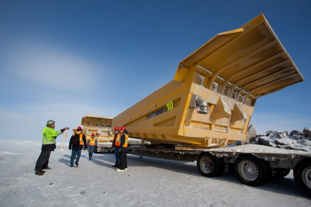 Gacho Kue project in the Northwest Territories