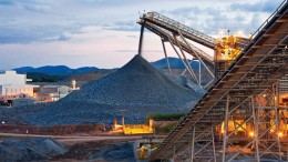 Yamana Gold would focus its South American operations on the flagship Chapada gold-copper mine in Brazil. Credit: Yamana Gold.