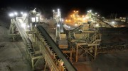 Processing facilities at Alamos Gold's Mulatos gold mine in Sonora, Mexico. Credit: Alamos Gold.