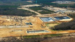 OceanaGold's new Haile gold mine in South Carolina. Credit: OceanGold.