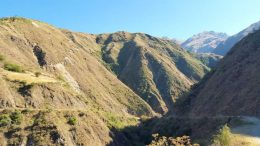 Eloro Resources' La Victoria gold project, located in the North Central Mineral Belt of Peru.