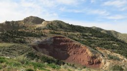 Pilot Gold has found five new gold zones at its Goldstrike project in southwestern Utah. Credit: Pilot Gold.