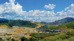 OceanaGold's Didipio gold-copper mine on the island of Luzon in the Philippines.Credit: OceanaGold.