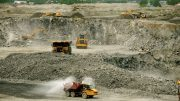 Mining operations at the Canadian Malartic gold project in Quebec. Credit: Osisko Mining