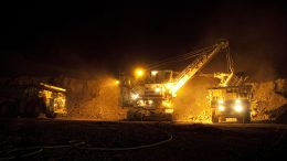 Operations at Goldcorp's Penasquito mine, which lies 50 km from the Camino Rojo gold-silver project in Mexico. Credit: Goldcorp.