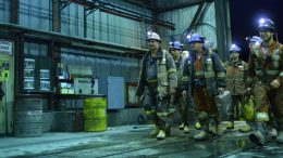 Miners at the Casa Berardi gold operations in Quebec. Credit: Hecla Mining.