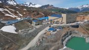 Pretium Resources' Brucejack gold mine in northwestern British Columbia. Credit: Pretium Resources.