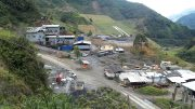 Atico Mining's newly upgraded El Roble mine, 145 km southwest of Medellin, is the only producing copper-gold volcanogenic massive sulphide deposit in the country. Credit: Atico Mining.